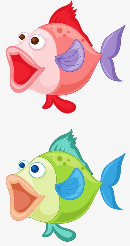海洋小丑鱼素材图片免费下载 高清卡通手绘png 千库网 图片编号
