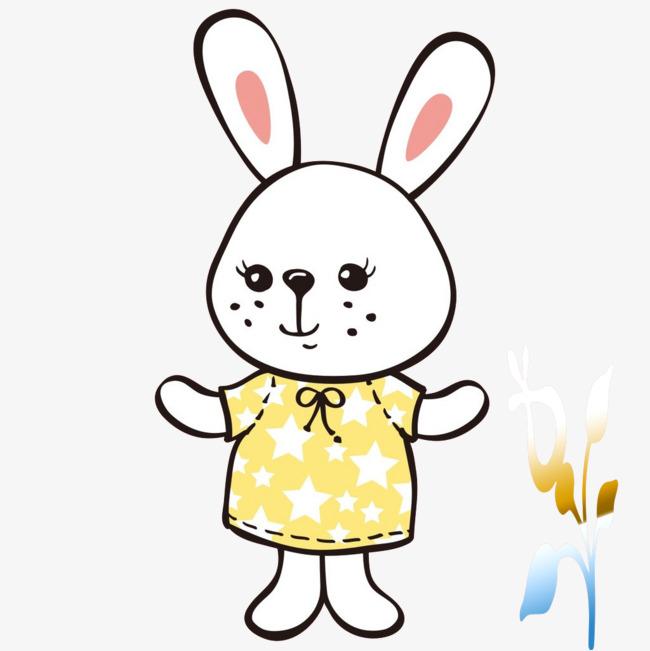图片 > 【png】 卡通兔  分类:手绘动漫 类目:其他 格式:png 体积:0.