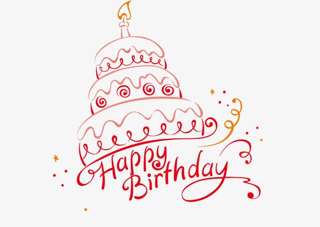 生日蛋糕素材图片免费下载 高清漂浮素材psd 千库网 图片编号5157294图片