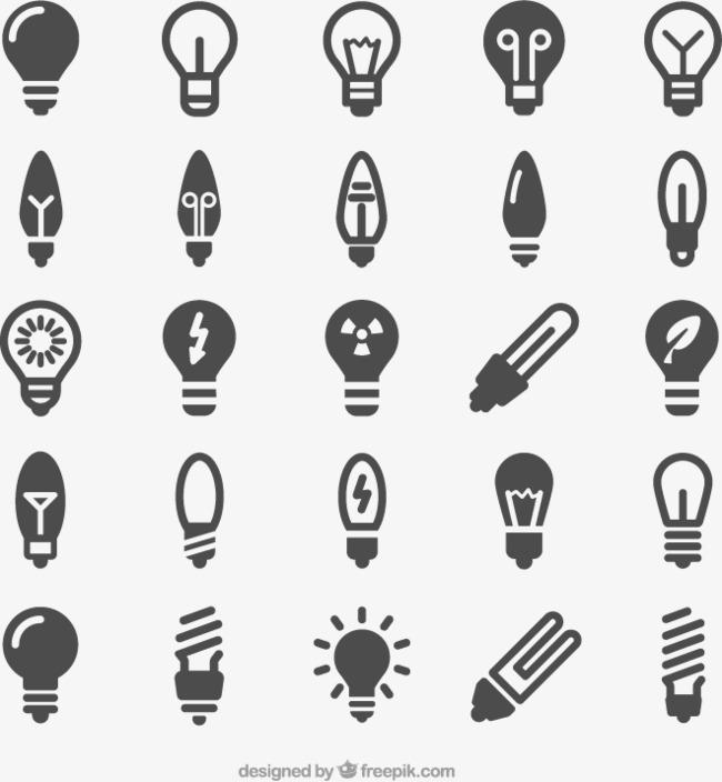 灯图标灯管动画手绘灯管矢量图灯图标创意电灯泡电灯图标灯泡图标发光图标卡通灯泡发光灯泡节能灯灯泡集合创意图标标签标贴设计广告设计图片
