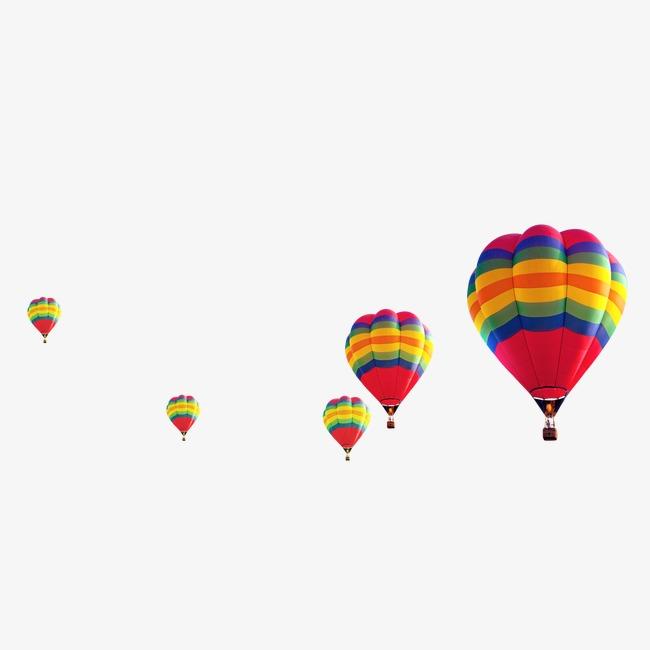 热气球卡通_热气球png素材-90设计图片