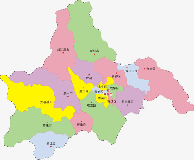 成都市卫星地图 - 四川省成都市,区,县,村各级地图浏览 网站地址:www图片