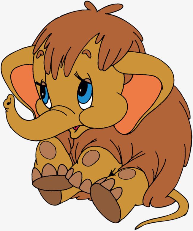 可爱的小象