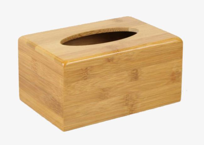 长方体纸巾盒png素材-90设计