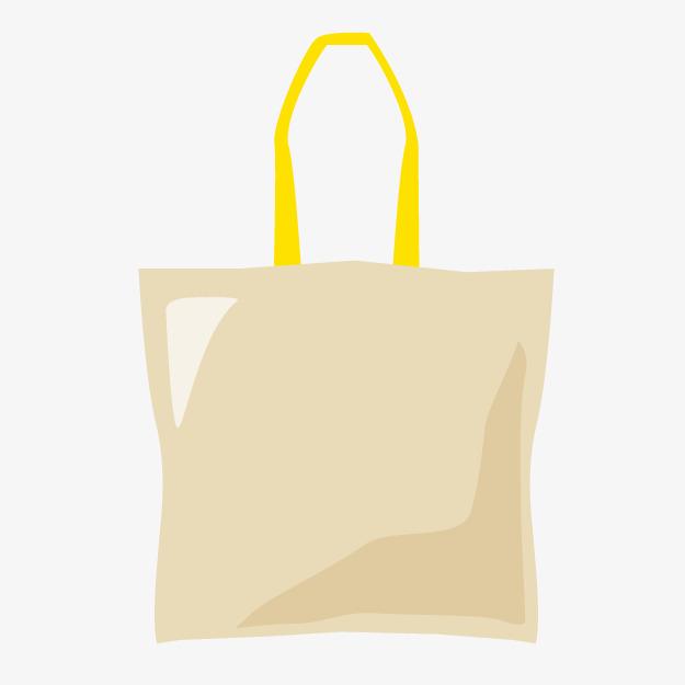 卡通购物袋图片