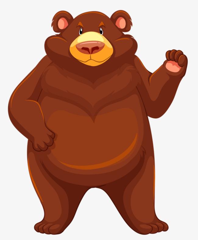 卡通狗熊简笔画_图片 > 【png】 可爱的狗熊  分类:手绘动漫 类目:其他 格式:png 体