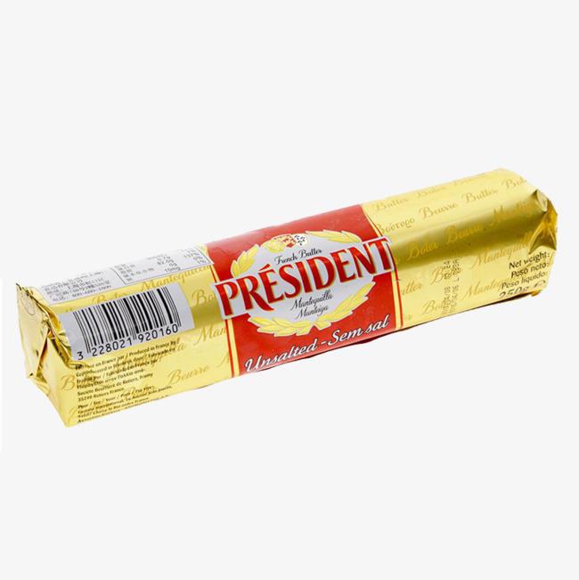 总统黄油卷