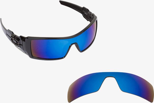 男士纯蓝光眼镜
