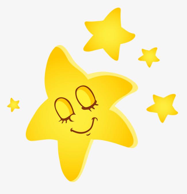 图片 可爱卡通 > 【png】 可爱星星  分类:手绘动漫 类目:其他 格式