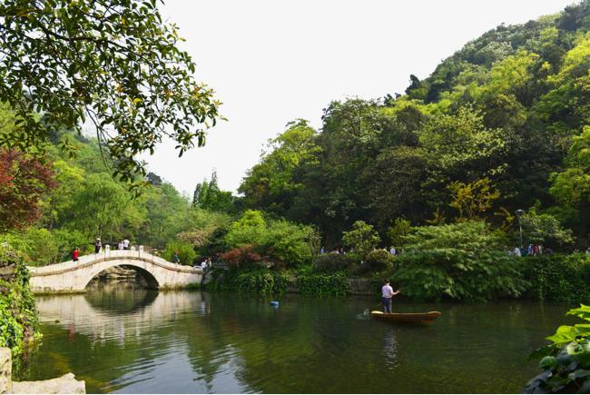 图片 > 【png】 贵州黔灵山风景摄影图片  分类:logo元素 类目:其他