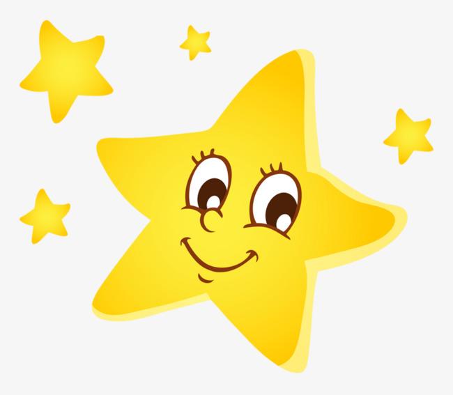 图片 > 【png】 星星眨眼睛  分类:手绘动漫 类目:其他 格式:png 体积