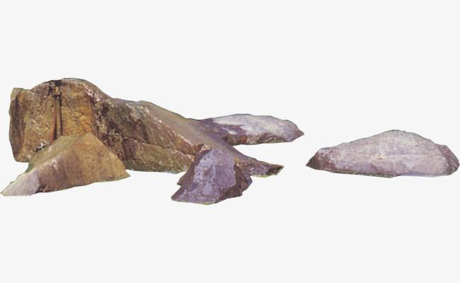池塘景观石