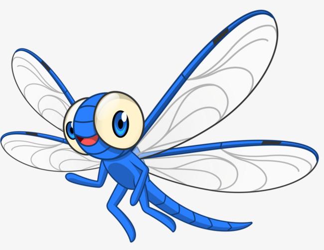 可爱的小蜻蜓