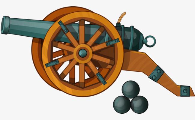 古代火炮图片