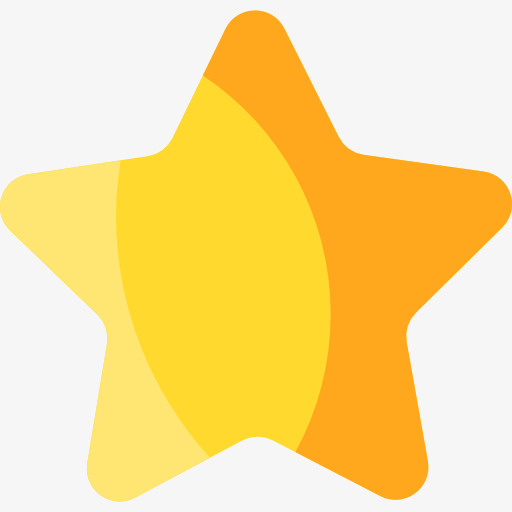 五角星星图片