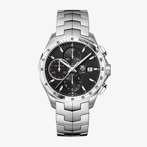 豪雅林肯系列自动手表