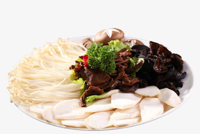 配菜 涮锅子 火锅食材 食物原料 餐饮美食 传统美食 火锅菜品素材大全