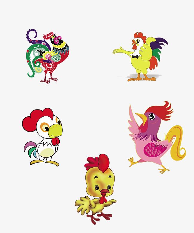 十二生肖鸡