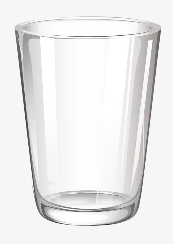 卡通手绘玻璃杯梯形玻璃杯喝酒玻璃杯子矿泉水玻璃杯子瓶子倒水往玻