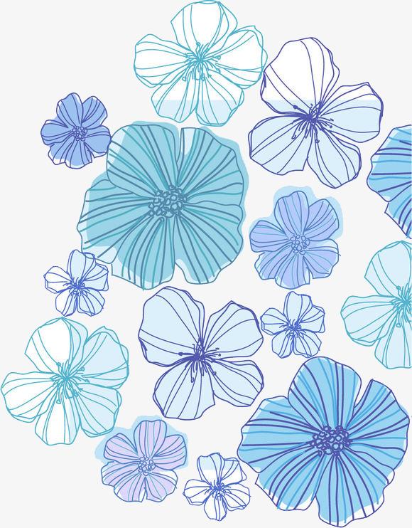 简易花瓣图png素材-90设计