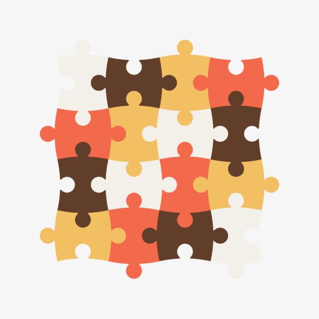 幼儿石头拼图造型步骤