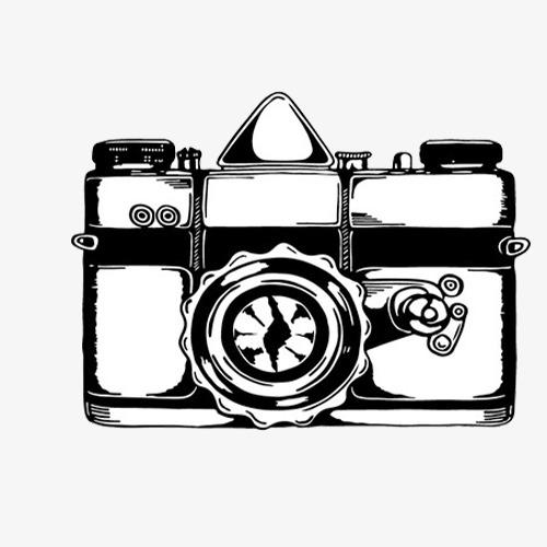 简笔画相机