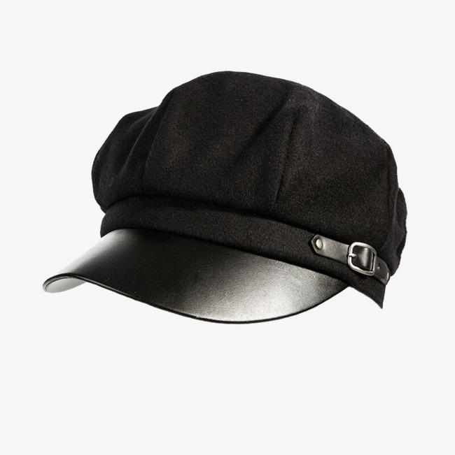 90设计提供高清png产品实物素材免费下载,本次黑色帽子作品为设计师图片