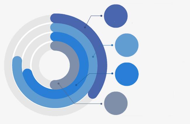 图片 > 【png】 蓝色圆形ppt素材  分类:字体设计 类目:其他 格式:png