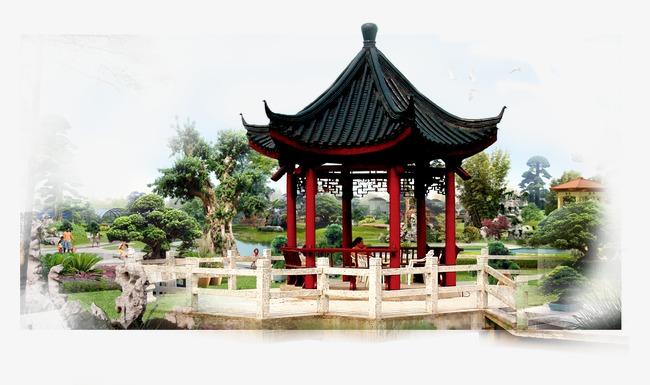 苏州园林风景