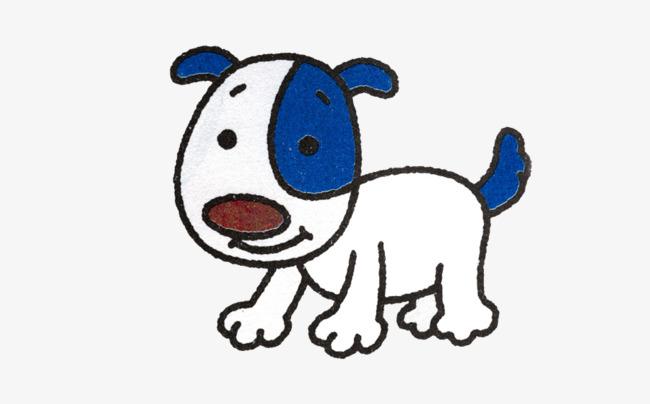 那么你会画小狗的简笔画吗?