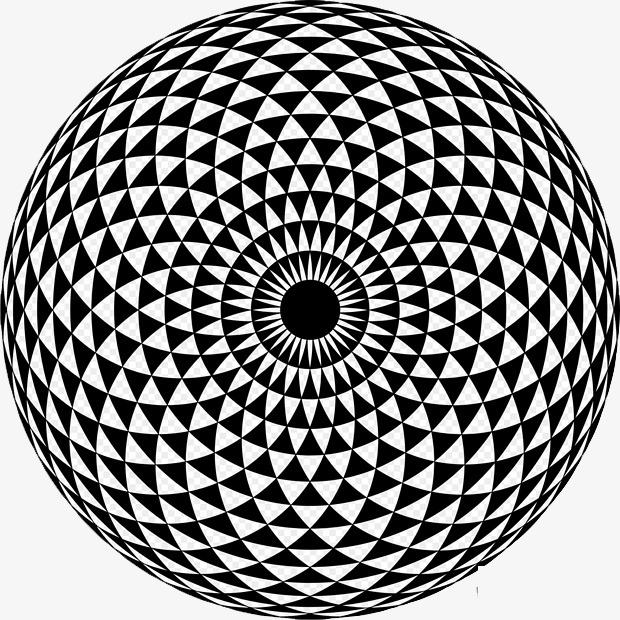 三角形圆形