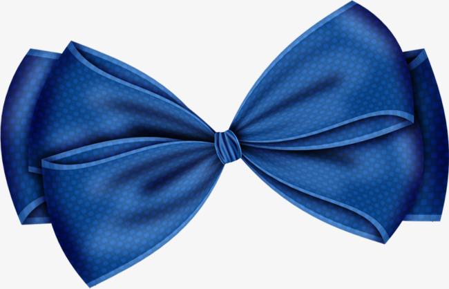 蓝色 领结 蝴蝶结 装饰             此素材是90设计网官方设计出品