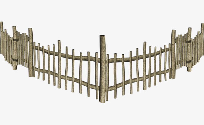 木头 栅栏 环保 木桩 木材             此素材是90设计网官方设计