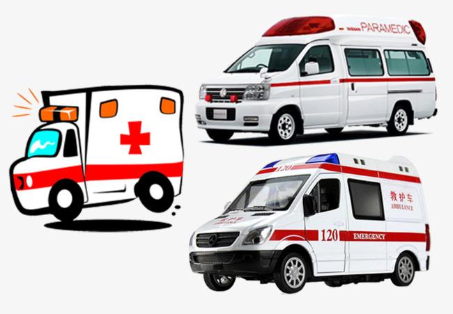 救护车医院