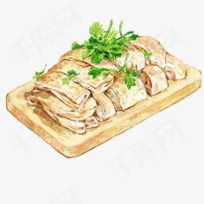 手绘木板豆腐素材图片免费下载 高清png 千库网 图片编号5886818