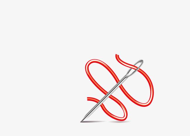 隐形针线缝法步骤图