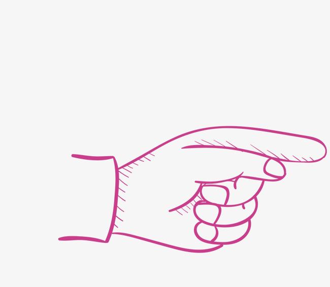 矢量手绘手势素材图片免费下载 高清psd 千库网 图片编号5948450