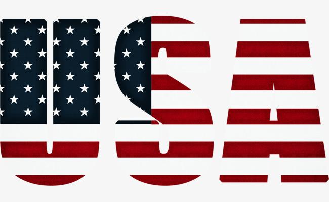 usa美国国旗底色设计