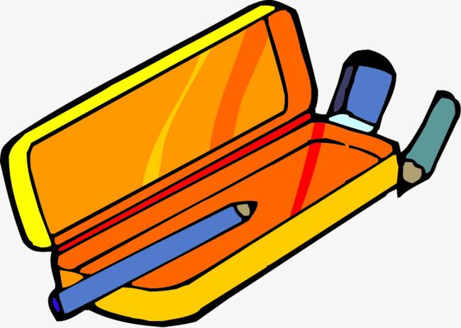 图片 > 【png】 一个文具盒  分类:手绘动漫 类目:其他 格式:png 体积