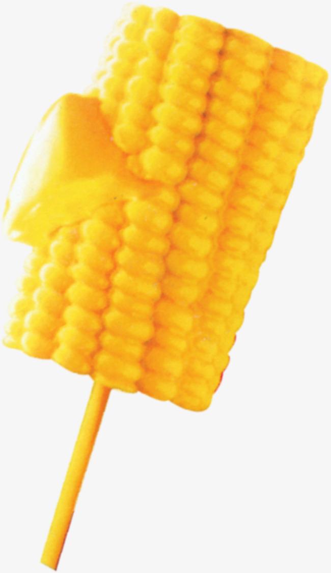 芝士玉米棒png素材-90设计图片