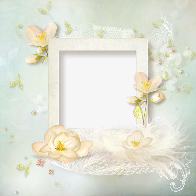 小清新边框素材图片免费下载_高清装饰图案png_千库网