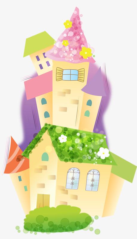 图片 > 【png】 卡通房子高楼  分类:手绘动漫 类目:其他 格式:png