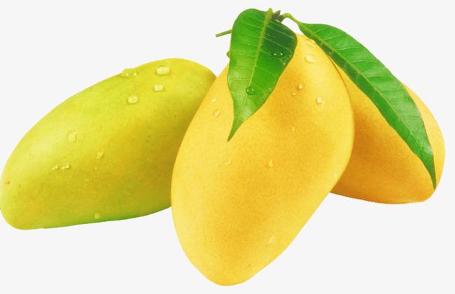 芒果上的水珠素材图片免费下载 高清产品实物png 千库网 图片编号6057867