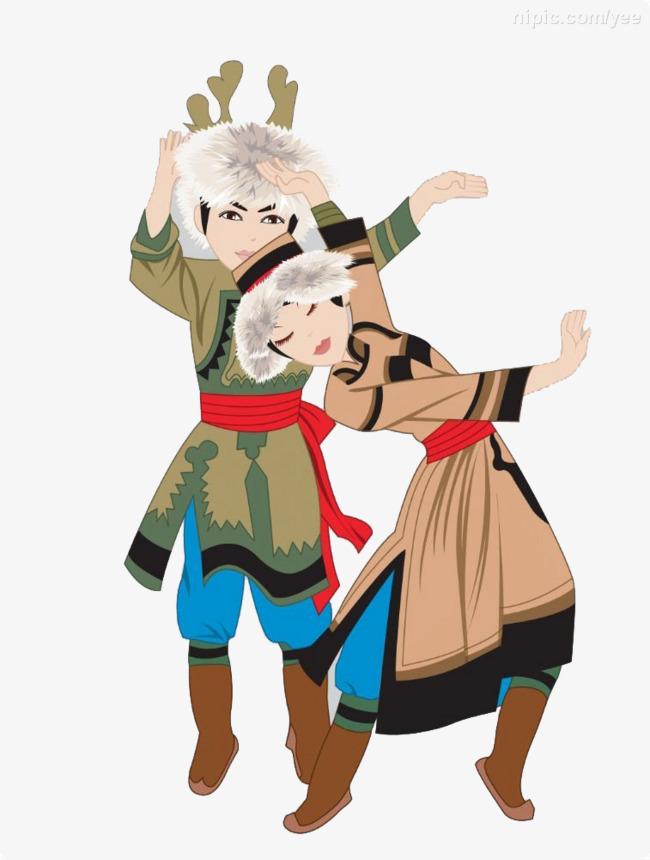 蒙古族朋友