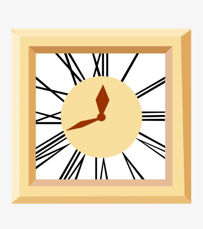 图片 > 【png】 正方形时钟  分类:手绘动漫 类目:其他 格式:png 体积