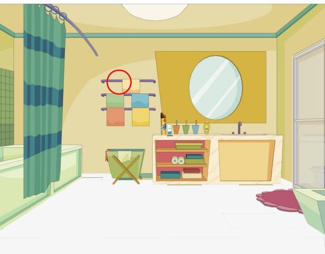 室内场景卡通浴室素材图片免费下载 高清图片png 千库网 图片编号图片