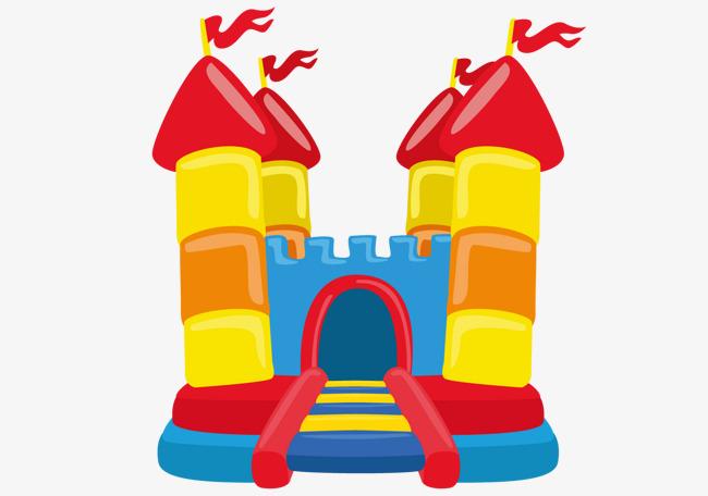 手绘公主城堡素材图片免费下载 高清psd 千库网 图片编号6142356