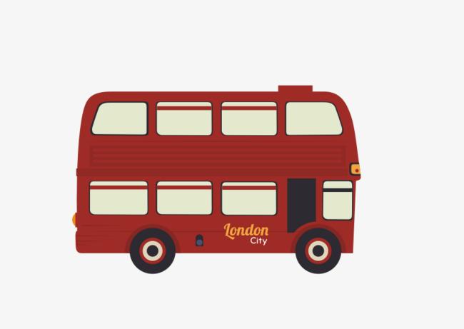 图片 > 【png】 红色巴士矢量  分类:手绘动漫 类目:其他 格式:png