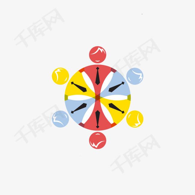 会议图标素材图片免费下载 高清图标素材png 千库网 图片编号6175572