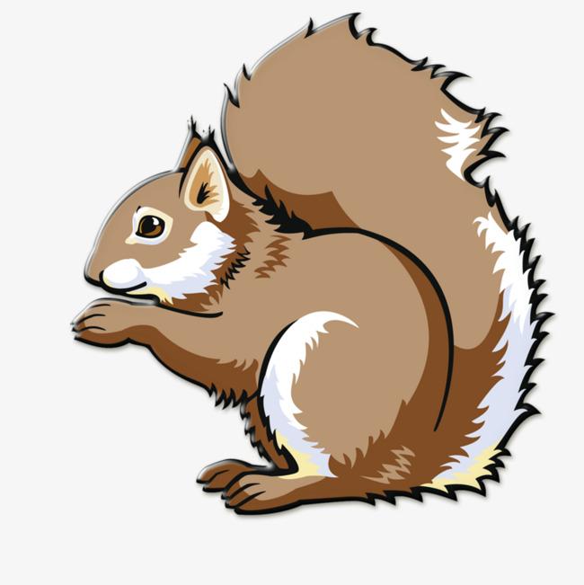 图片 > 【png】 手绘松鼠  分类:手绘动漫 类目:其他 格式:png 体积